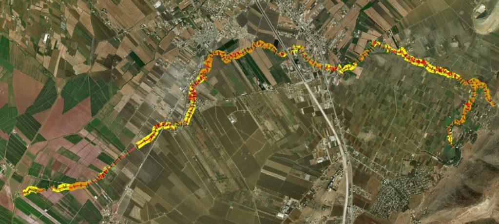 Ghzayyel River Flood Risk Assessment (2019)