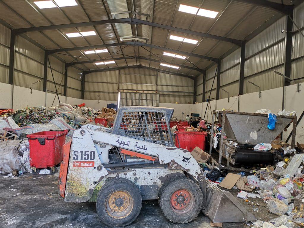 End-of-Program Evaluation for Intaj III - Solid Waste Management (2019)